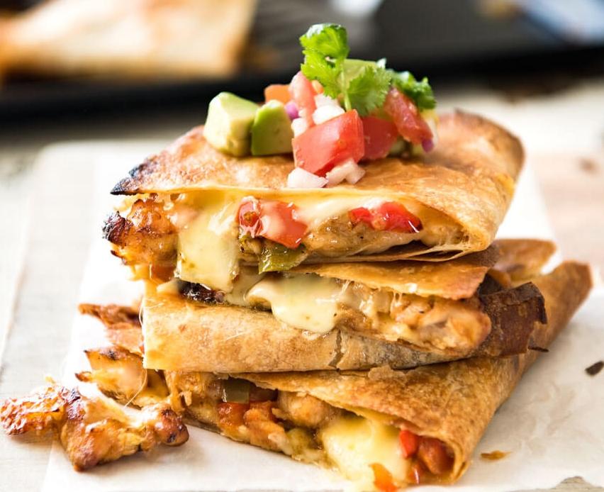 Μεξικάνικες πίτες