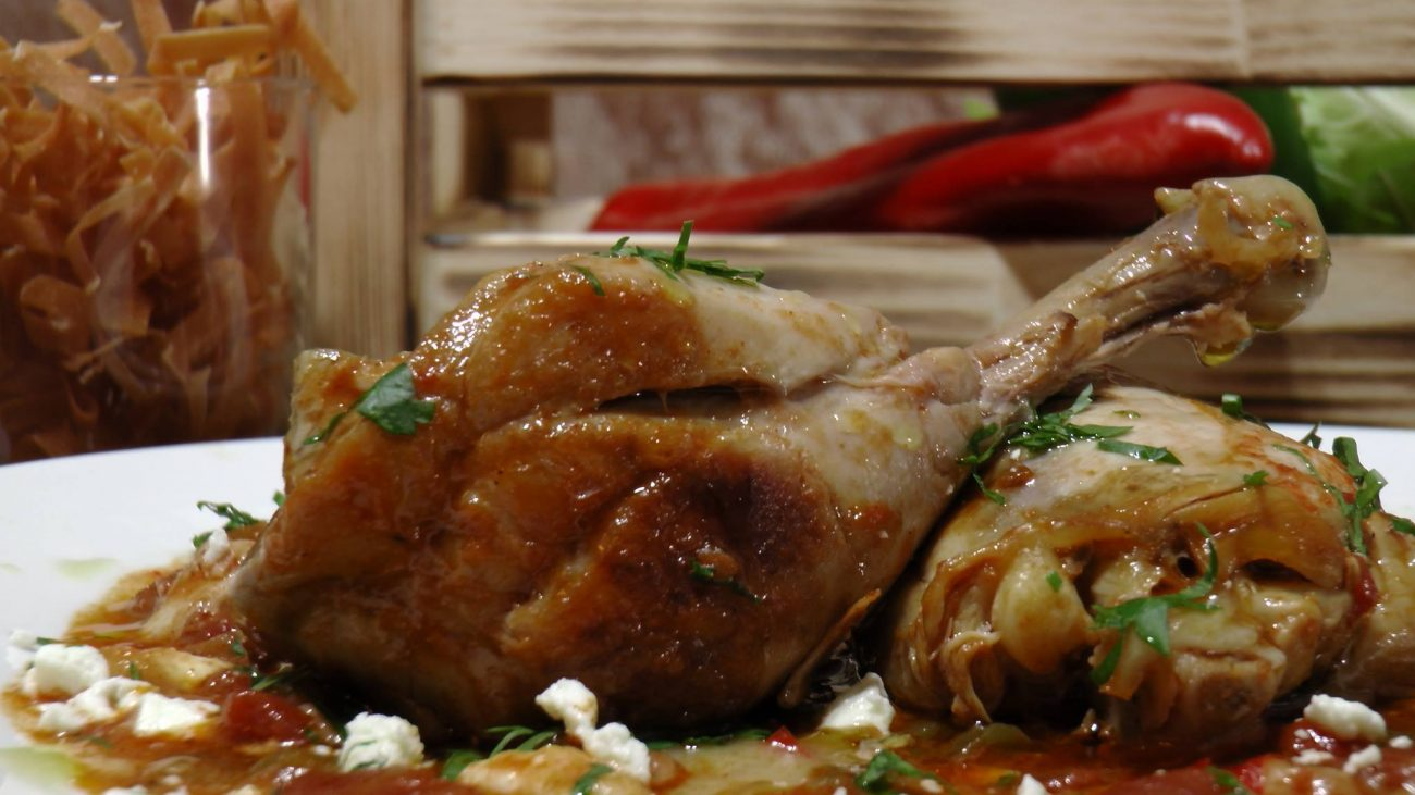 Κοτόπουλο μπουγιουρντί