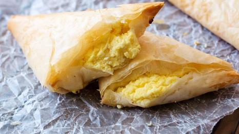 Πιτάκια με τυρί
