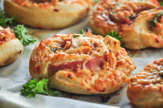 Ρολά πίτσας