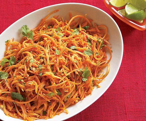 Σαλάτα καρότου