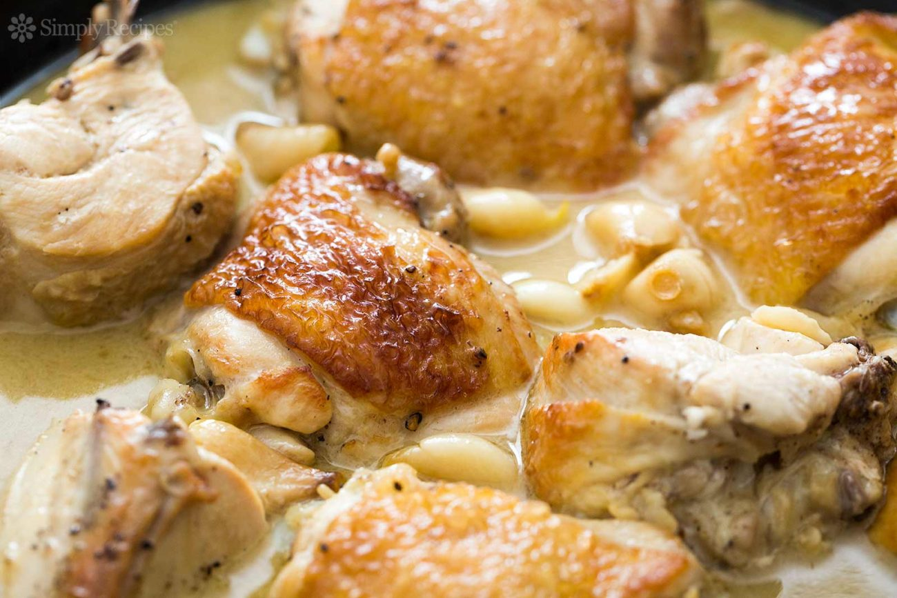 Κοτόπουλο λαδορίγανη