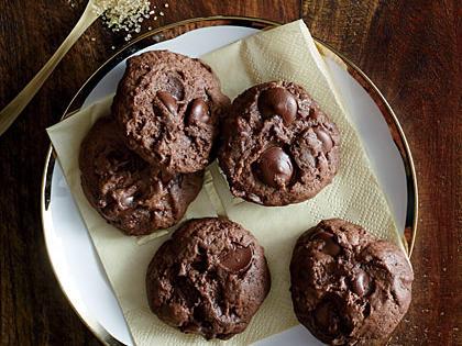 Cookies διπλής σοκολάτας – double chocolate