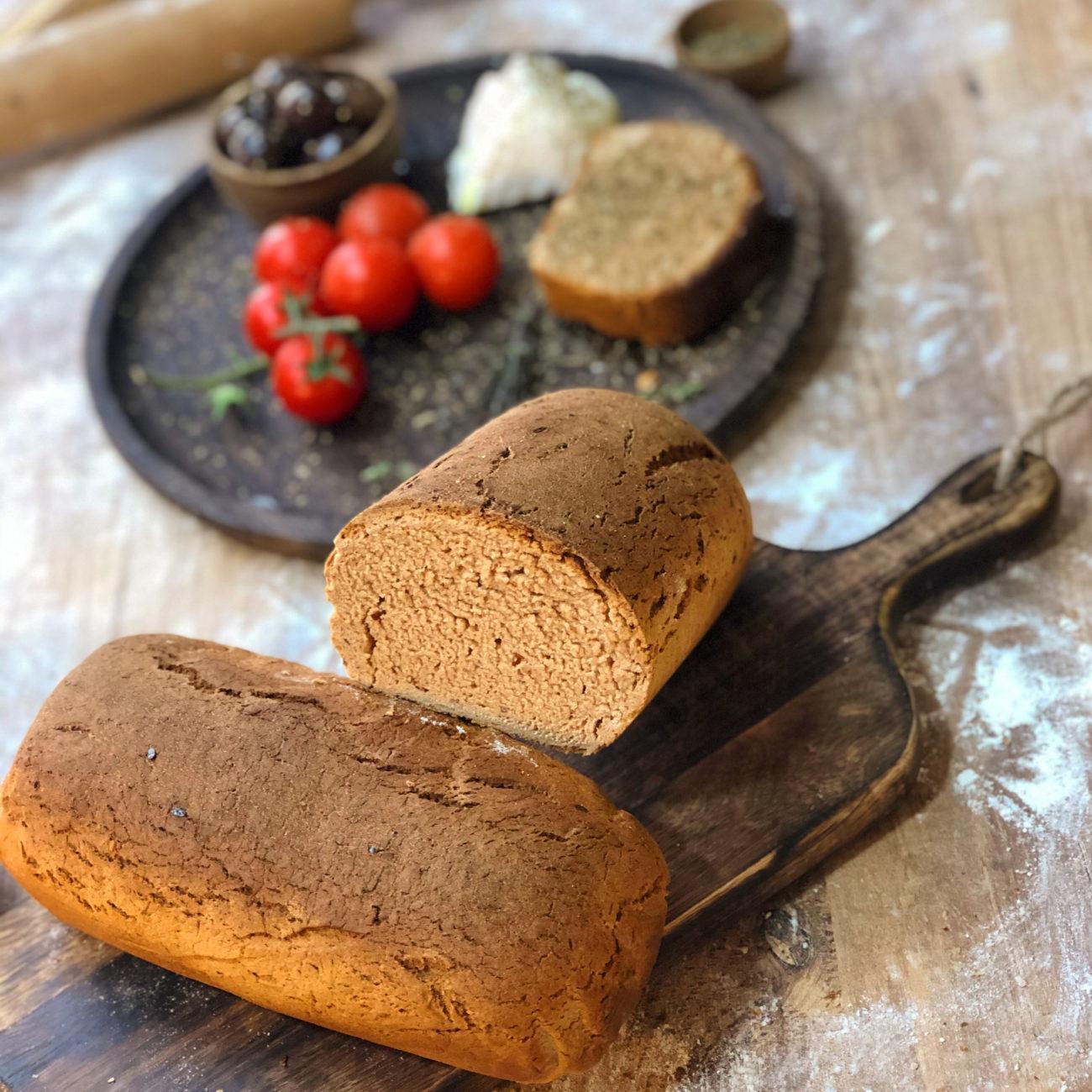 Ψωμι Ζέας -ντίνκελ