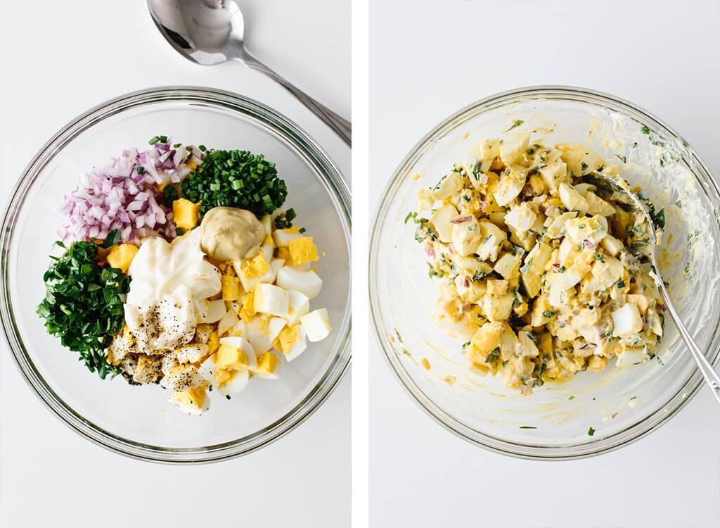 Αυγοσαλάτα
